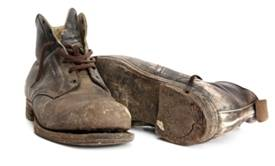 Personal Protective Equipment such as Steel Toe Work Boots for Men