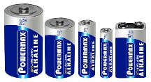 Extra batteries for emergency supplies