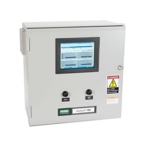 Fixed Point Gas Detection Systems