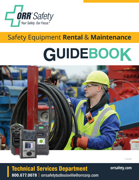 Safety Equipment Rental and Maintenance eBook