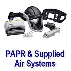 3M PAPR & Supplied Air Systems