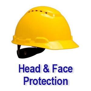3M Head & Face Protection