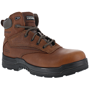 Rockport Works 6 More Energy Waterproof Composite Toe Work Boot