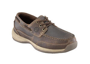 Rockport Works Sailing Club 3-Eye Tie Boat Shoe