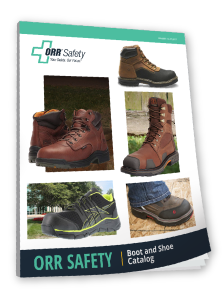 ORR Safety Boot and Shoe Catalog
