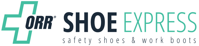 ORR Shoe Express Protective Products at a Safety Equipment Store