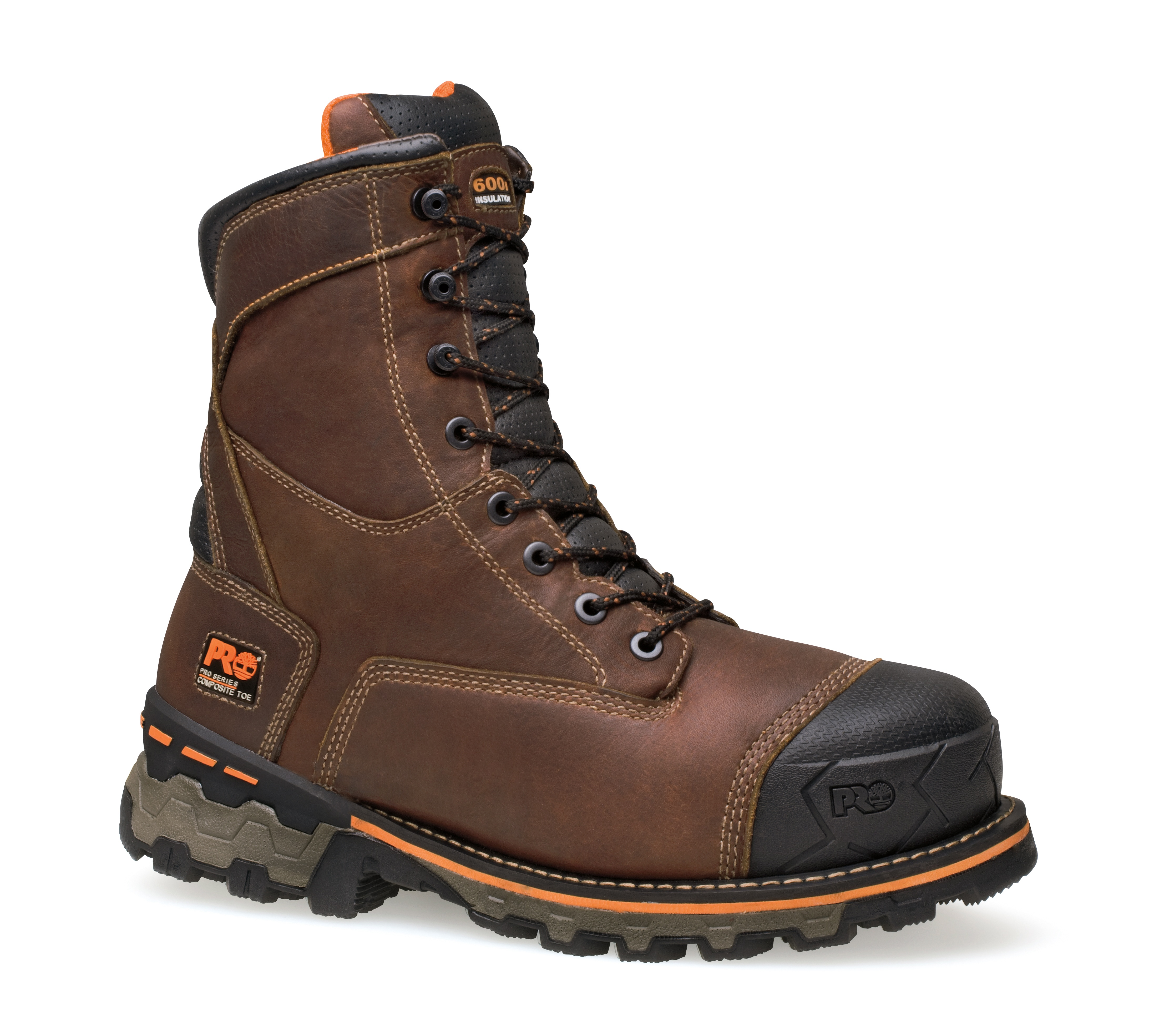 OSHA compliant workboot provided by ORR Safety Boot and Shoe Program