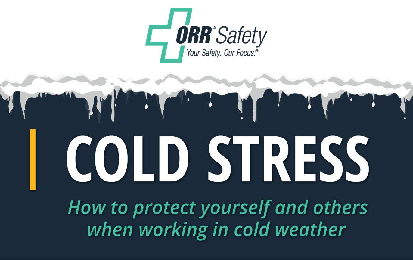 Cold Stress Infographic