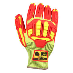 level 2 MORR impact resistant gloves