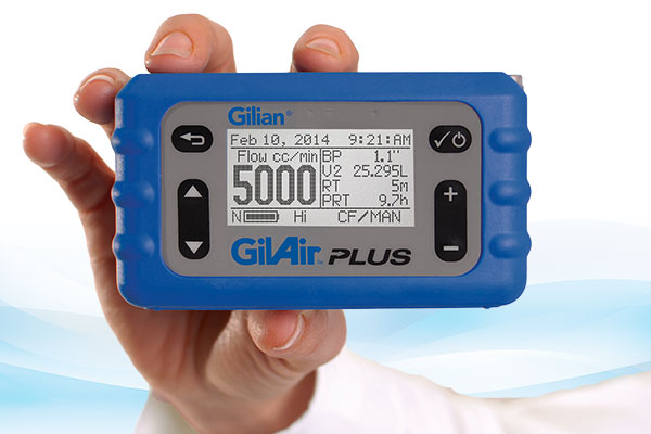 gilair plus gilian air sampling pump