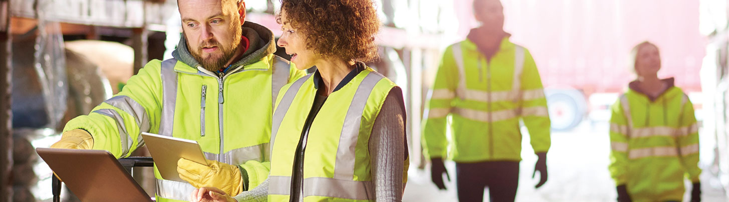 Buying new PPE from ORR Safety