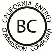CEC Energy Efficieny Compliance Logo