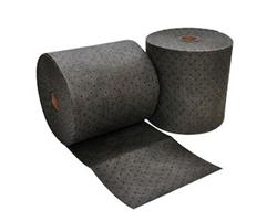 Sorbent Pads, Mats, and Rolls