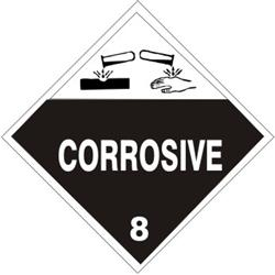Corrosive Hazard Communication