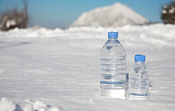 winter water bottles