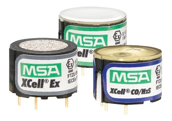 MSA XCell Sensor Technology