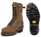 9 to 10 inches Safety Shoes and Boots