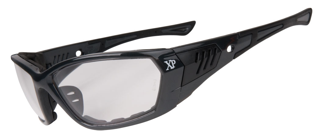 ORR XP710 Safety Eyewear with FOG FIGHTER™, Clear Lens