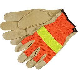 ORR Grain Pigskin Leather Drivers Gloves
