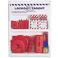 Lockout Station Oil Field Clothing and Accessories