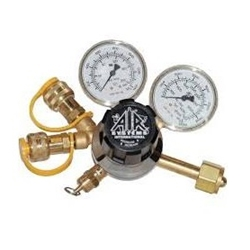 REGULATOR WITH ALARM