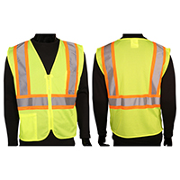 Self-Extinguishing Vest and Oil Field Clothing and Accessories