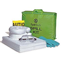 Oil-Only Tote Spill Kit and Gas Safety Kit