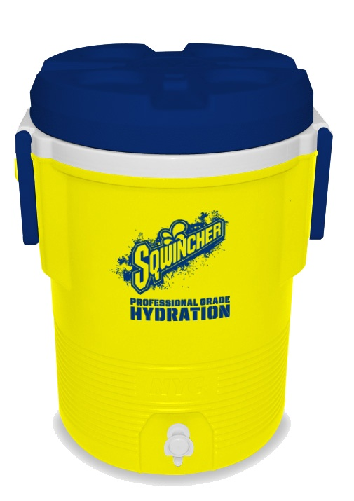Sqwincher Coolers