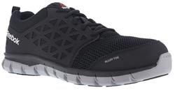 Reebok Sublite Cushion Alloy Toe Athletic Work Shoe, Men's
