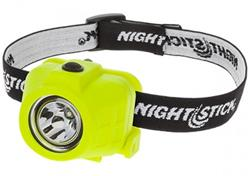 Bayco Products Intrinsically Safe Dual Function Headlamp, Non-Rechargeable