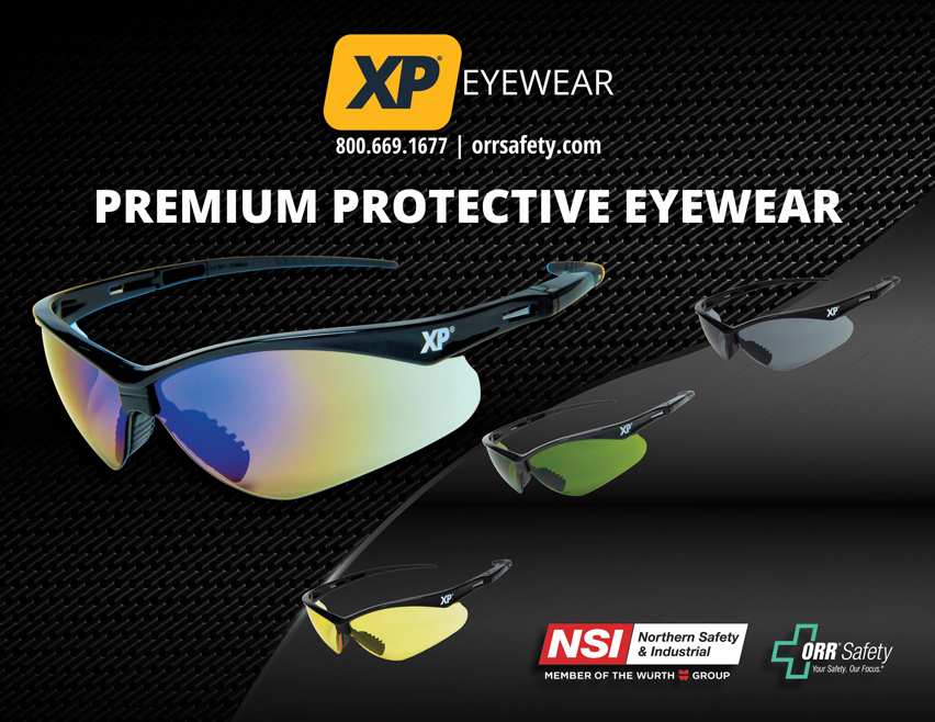 orr safety xp eyewear catalog
